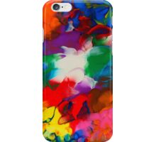 Color Mish Mash iPhone Case/Skin