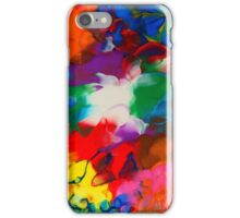 Color Mish Mash iPhone Case/Skin