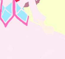 Mavis Vermillion Sticker