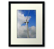 Powerwings Framed Print