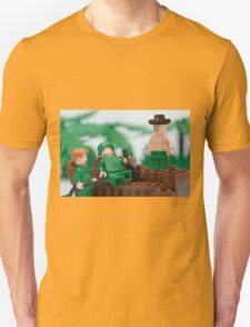 I love the smell of napalm in the morning T-Shirt