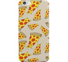 Pizza Pattern iPhone Case/Skin