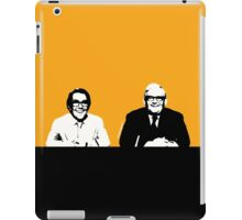 Goodnight from The Two Ronnies iPad Case/Skin