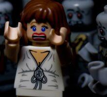 Lego Zombies Sticker