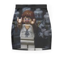 Lego Zombies Pencil Skirt