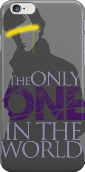 The Only ONE In The World - Sherlock Holmes by generalmiss-a