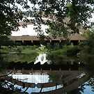 Bridge Reflection by linmarie