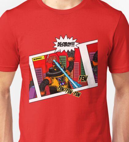 PEW-PEW-PEW Unisex T-Shirt