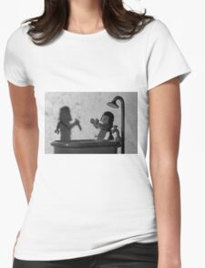 "Norman: ""Is that you, Mother? "" Womens Fitted T-Shirt"