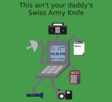 This ain't your daddy's swiss army knife by iliando