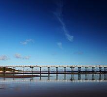 Twin Piers by PaulBradley