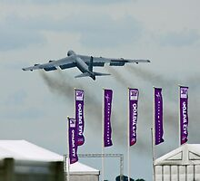 Air Tattoo B.52 by Hertsman