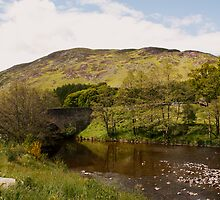 Scottish Scenery by Martina Fagan