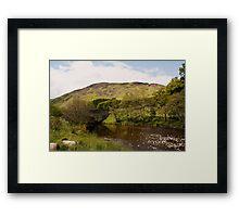 Scottish Scenery Framed Print