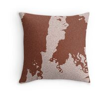 SENT FROM HEAVEN Throw Pillow