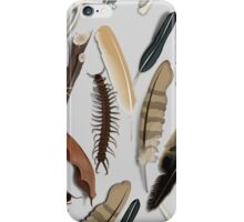 On the forest ground iPhone Case/Skin