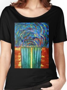 The Curtain of Mysteries Women's Relaxed Fit T-Shirt