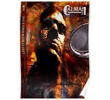 CALMAN COVER Poster