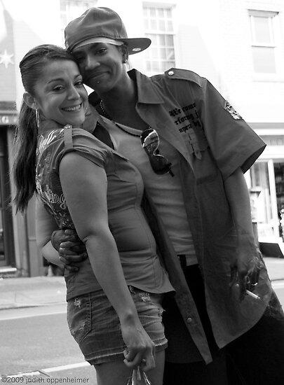 Portrait, Gay Pride, June 2009 by Judith Oppenheimer
