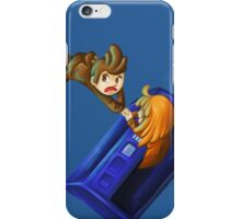The the adventure! iPhone Case/Skin