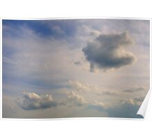 West Virginia Skyscape! Poster