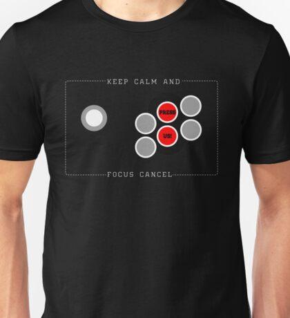Focus Cancel Unisex T-Shirt