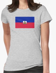 Haiti - Standard Womens Fitted T-Shirt