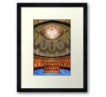 Scot's Church • Melbourne • Australia Framed Print