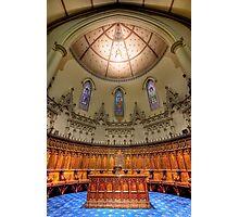 Scot's Church • Melbourne • Australia Photographic Print