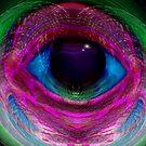 old blue eye.. by Mel Taylor