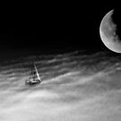 Sail On to the Moon. by Paul Rees-Jones