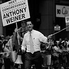 Meet Congressman Anthony Weiner, Gay Pride, June 2009 by Judith Oppenheimer