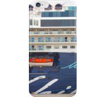 cruise balconies iPhone Case/Skin
