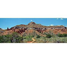 Palo Duro Canyon State Park Photographic Print