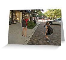 Photographers Greeting Card