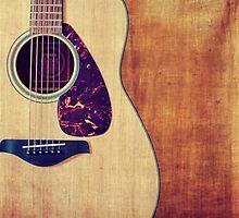Guitar Portrait by Kadwell