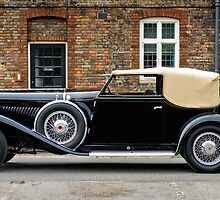 Rare Duesendberg 1936 Coupe  by MarcW