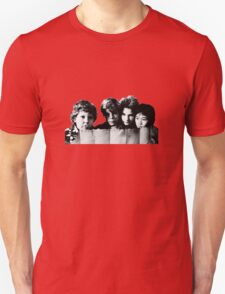 The Goonies - but in black and white! Unisex T-Shirt