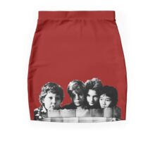 The Goonies - but in black and white! Mini Skirt