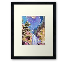 A New Heaven and a New Earth Framed Print