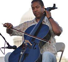 Joseph Hebert-Celloist Plate #2 by Matsumoto