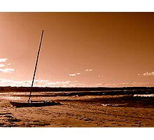 Deserted - The Congo, New South Wales Photographic Print