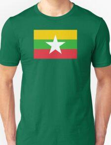 Burma (Myanmar) - Standard T-Shirt