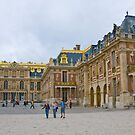 The Palace of Versailles by dunawori