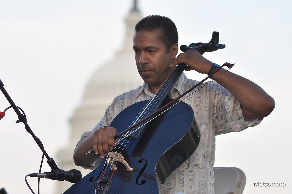 Joseph Hebert- Celloist by Matsumoto
