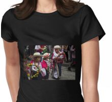 Cuenca Kids 633 Womens Fitted T-Shirt
