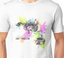 Misterwives Watercolor Unisex T-Shirt