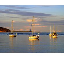 Wealth on the Water - Batehaven (Bateman's Bay) New South Wales Photographic Print