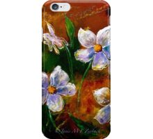Little Wildflowers... iPhone Case/Skin