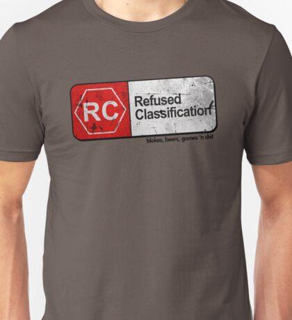 Refused Classification - The Shirt Unisex T-Shirt